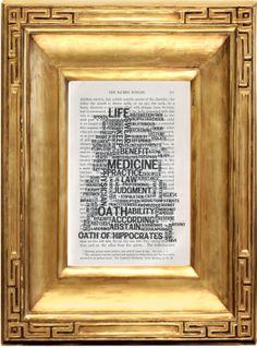 Oath of Hippocrates word cloud (1)