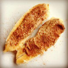 Manteiga de amêndoas
