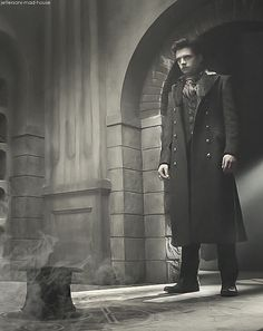 mad hatter | Tumblr  Sebastian Stan as the Mad Hatter in Once Upon A Time.   uh---yeah.  He's hot!
