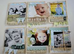 mine2  Love this!  Canvas corp and Heidi Swapp with Tattered Angels.