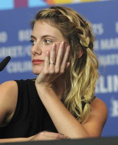 Mélanie Laurent en 2013 à Berlin