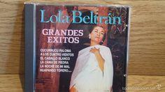 LOLA BELTRAN. GRANDES ÉXITOS. CD / PERFIL - 1990. 20 TEMAS / CALIDAD LUJO.