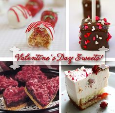 Valentine's Day Sweet Treat Recipes - The Invitation Shop . com