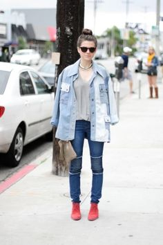 Casey!!!..Street Style: What L.A.'s Hippest Chicks Are Donning For Fall