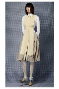 Thom Browne Resort. Whimsical, Quirky and Impeccably Tailored!!! Thom Browne, you stole our hearts!
