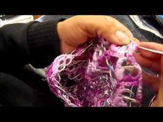 sandylandya@outlook.es  2º parte Como hacer una bolsa con anillas de lata: Bolsa de Corazones