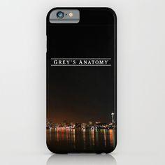 Seattle Sky iPhone & iPod Case by Drmedusagrey