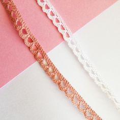 DIY & Bijoux en dentelle – Loïcia Itréma Crochet, Diamond, Bracelets, Jewelry, Comme, Lace Bracelet, Jewerly, Ring, Weddings