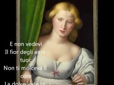 "Giacomo Leopardi: ""A SILVIA"" - Le Videopoesie di Gianni Caputo - YouTube"