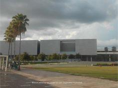 Tampa Museum of Art - downtown Tampa, Florida
