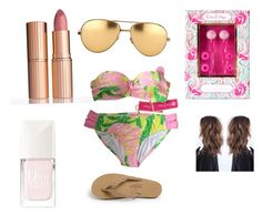 """""""pool day 7/16/15"""" by hcps-ruddyae ❤ liked on Polyvore"""