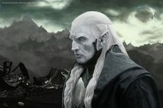 A moment of grief overcomes Malekith. Painful memories of his family, murdered by warriors from Asgard. Only ruins remain as sole evidence of the battle. The sky is ill coloured by detested light. It burns in the eyes, that are only used to wonderful...