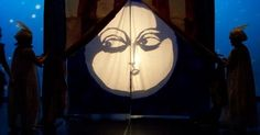 awesome shadow puppe - awesome shadow puppetry --- #Theaterkompass #Theater #Theatre #Puppen #Marionette #Handpuppen #Stockpuppen #Puppenspieler #Puppenspiel