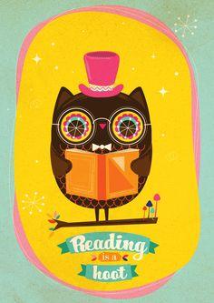 Kat Cameron is a babushka doll, specialized in homewares illustrations Owl Art, Bird Art, Illustrations, Illustration Art, Owl Wallpaper, Manga, Dom, Doodle Art, Art Images