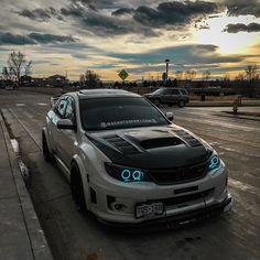 Subaru Impreza WRX STi Sedan G3