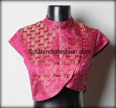brocade saree blouse designs, Brocade Blouse Designs, brocade blouses, brocade blouse patterns, brocade blouse online, brocade blouse neck designs