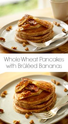A terrific pancake recipe perfect for weekend entertaining. Includes video tutorial!