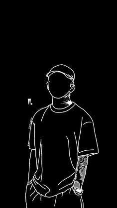 Dark Phone Wallpapers, Nature Iphone Wallpaper, Black Phone Wallpaper, Dope Wallpapers, Boys Wallpaper, Dark Wallpaper, Glitch Wallpaper, Cartoon Wallpaper Hd, Hacker Wallpaper