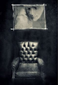the poet's chair ~ Roger Guetta