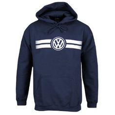 Amazon.com: Genuine Volkswagen Men's Game Day Hoodie -Navy- Size Extra Large: Clothing