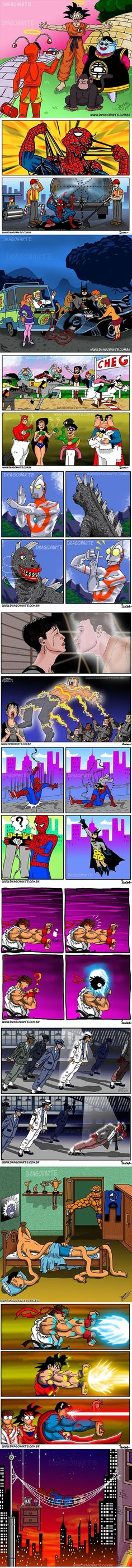 Epic and funny Marvel Vs, Marvel Dc Comics, Anime Comics, Funny Images, Funny Pictures, Univers Dc, Geek Culture, Funny Comics, Geeks