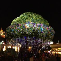 Imagination tree in Everland, S. Korea