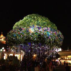 Imagination tree in Everland, S. Korea
