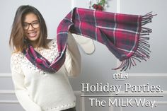 TO KNOW: 8 Holiday Party Ideas Even Your Wallet Will Enjoy  https://www.milk-eyewear.com/