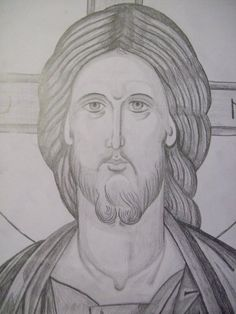Christ, Byzantine Icons, Orthodox Icons, Catholic, Sculptures, Drawings, Cartoons, Rooms, Painting