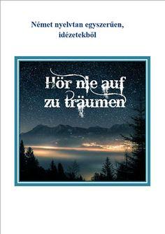 Német nyelvtan egyszerűen idezetekből