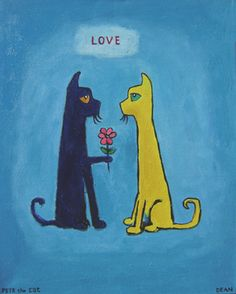 Pete the Cat | be mine