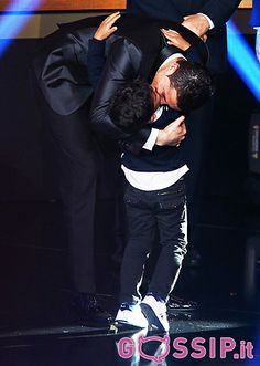 CR7 and his son. Pallone d'oro