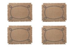 Rope Placemats by Simrin    BD Price: $44.00