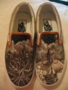 Harry Potter Shoes!