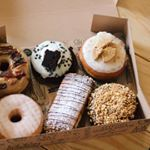 Arent they just beautiful  Come get your donuts before we close at PM today Quantities are lookin good  thesaltydonut