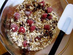 urban nester: gluten-free baked oatmeal casserole
