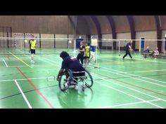 Aangepast badminton   BC Geldrop