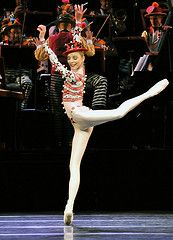 Sarah Lamb in Elite Syncopations