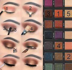 urban decay makeup for green eyes Urban Decay Makeup, Maquillage Urban Decay, Makeup Goals, Makeup Inspo, Makeup Inspiration, Beauty Makeup, Makeup Ideas, Beauty Dupes, Makeup Guide