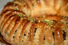 A traditional dessert/cake filled with blended figs, nuts and spices.. Find this and other Christmas recipes and gift ideas at: http://www.allaboutcuisines.com/christmas #Italian recipes #Christmas recipes # Christmas gifts
