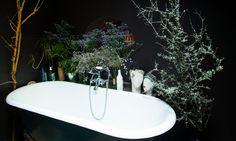 baignoire salle de bain noire zoé rumeau