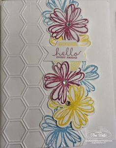 The Serene Stamper: Over the Top Stampin' Up! Cards!