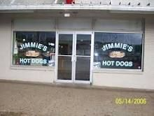 Jimmie's Hot Dogs in Albany, GA. Good Dogs on the cheap. A great Diner, Drive in and Dive experience for sure. Cheap eats also.