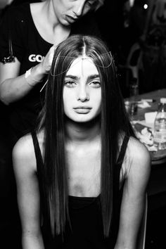 backstage from Camilla: Sydney Australian Fashion Shows Spring/Summer 2013/14