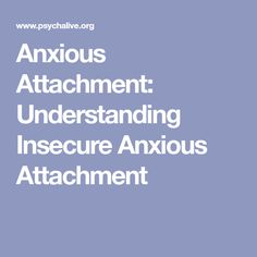 attachment disorder in adults romantic relationships