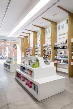 Supermarket Design, Retail Store Design, Retail Shop, Baby Store Display, Mobile Shop Design, Showroom Interior Design, Design Exterior, Cosmetic Shop, Shop Fittings