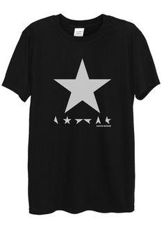 Blackstar David Bowie T-Shirts - Idea Is Good - 2