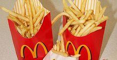 A subsidiária venezuelana do McDonald's começou a servir mandioca frita como acompanhamento