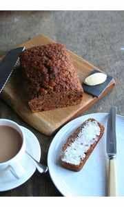 Stephen Jackson's recipe for malt loaf