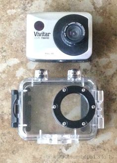 Vivitar Action Camcorder Is Perfect For Everyone Best Baby Gifts, Camcorder, Fujifilm Instax Mini, Be Perfect, Giveaways, Action, Photography, Video Camera, Group Action